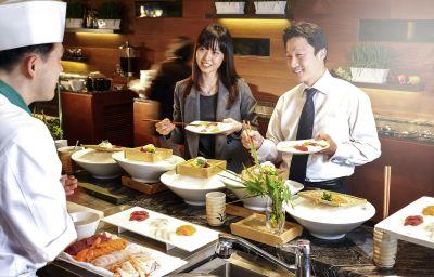 Restaurant/Frühstücksraum Novotel Seoul Ambassador Gangnam