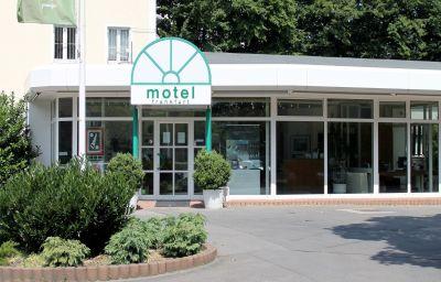 Exterior view Motel Frankfurt