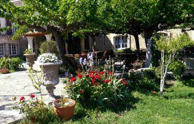 Jardin Auberge La Feniere