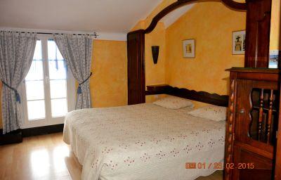 Chambre double (confort) Auberge La Feniere