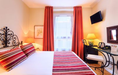 Chambre double (standard) Quality Hotel Flore Nice Promenade Nice (Provence-Alpes-Côte d'Azur)