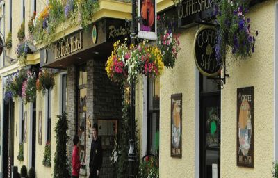Exterior del hotel Bush Carrick-on-Shannon (Leitrim)