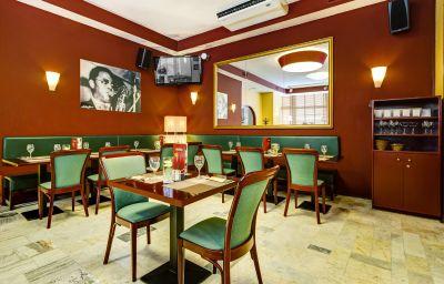 Bar de l'hôtel Metropol