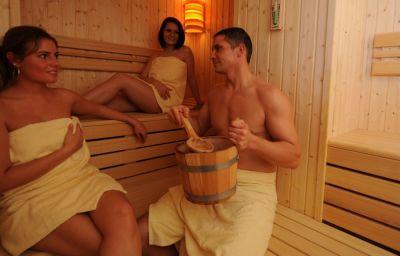Sauna Hunguest Flora