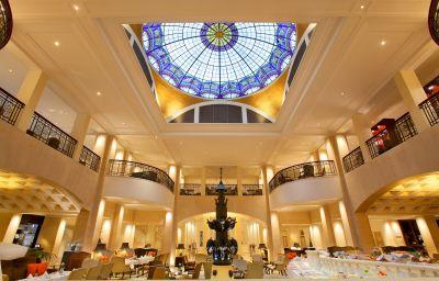 Vestíbulo del hotel Adlon Kempinski