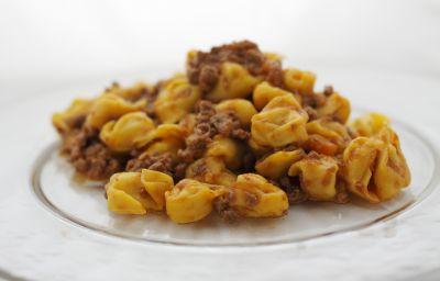cuisine de l'hôtel Molino Rosso