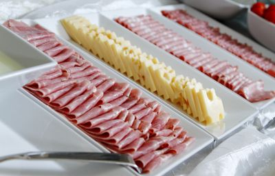 Petit-déjeuner buffet Molino Rosso