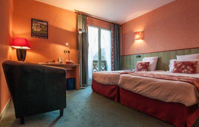 Chambre double (confort) Florimont Hotel