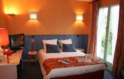 Chambre BEST WESTERN Hotel Florimont