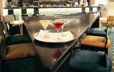 Bar del hotel Carlton - The Hotel Collection