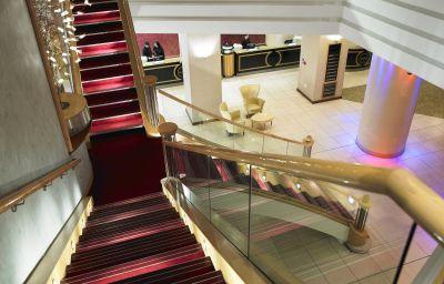 Hall de l'hôtel Carlton - The Hotel Collection