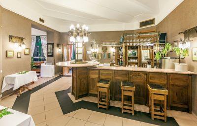 Hotel bar Villa Voyta