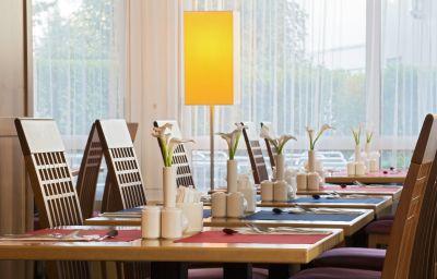 Salle du petit-déjeuner Park Inn by Radisson Uno City Vienna