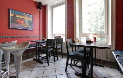 Bar de l'hôtel Hansehof