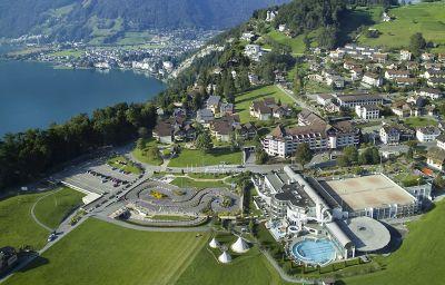 Environnement Swiss Holiday Park