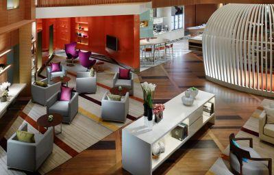 Intérieur de l'hôtel Crowne Plaza BANGKOK LUMPINI PARK