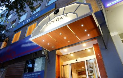 Vista exterior City Gate by Centro Comfort Hamburg