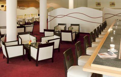 Bar de l'hôtel NH Oberhausen