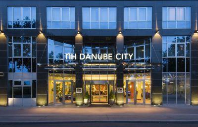 Vue extérieure NH Danube City