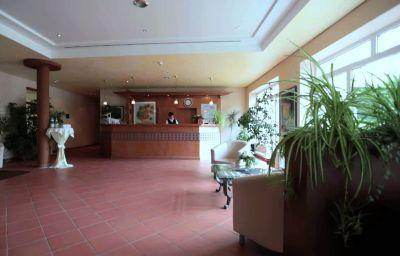 Vestíbulo del hotel An der Havel