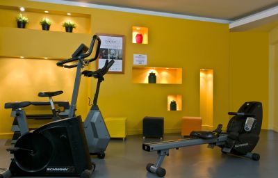Fitness Park Inn By Radisson Nice Airport