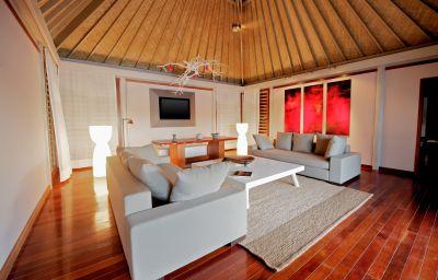 Hol hotelowy Le Meridien Bora Bora