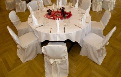 Sala de banquetes Quality Hotel Plaza Dresden