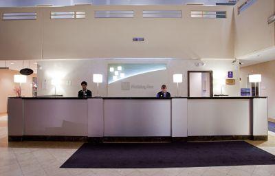 Hotelhalle Holiday Inn DENVER EAST - STAPLETON