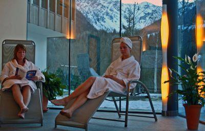Ruhebereich Panorama Hotel Cis