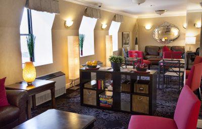 Hotel bar RADISSON MARTINIQUE BROADWAY