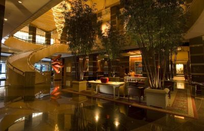 Hol hotelowy Conrad Centennial Singapore