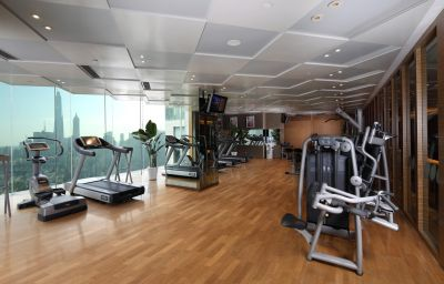 Wellness/fitness area The Eton