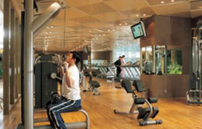 Fitness room The Eton Shanghai (Shanghai Municipality)