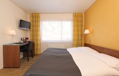 Chambre individuelle (confort) City Oberland Swiss Quality Interlaken (Bern)