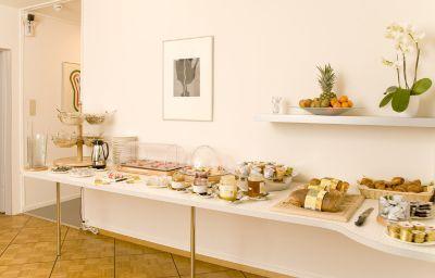 Sala śniadaniowa des Arts