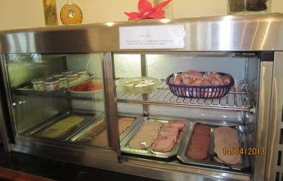 Frühstücks-Buffet Corso