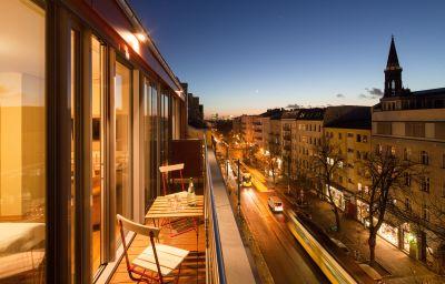 Room with balcony Kastanienhof