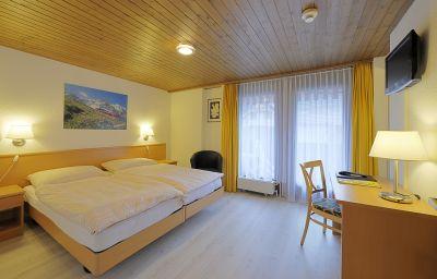 Zimmer mit Balkon Rössli