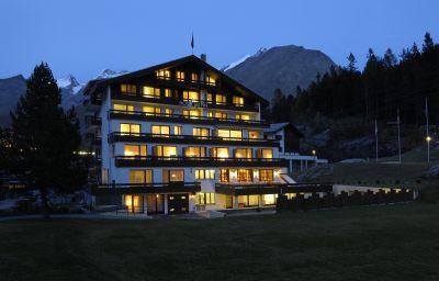 Vista esterna Alpin