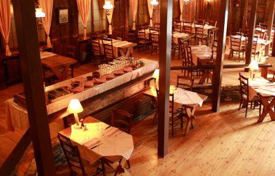 Restaurante Hôtel La Prairie