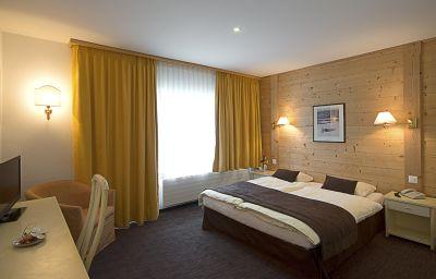Habitación doble (estándar) Hôtel La Prairie