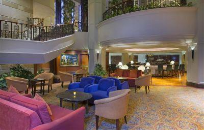 Bar de l'hôtel Sheraton Imperial Kuala Lumpur Hotel