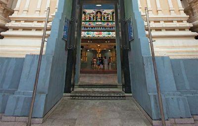 Intérieur de l'hôtel Sheraton Imperial Kuala Lumpur Hotel