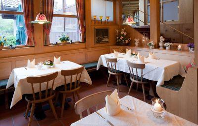 Restauracja/jadalnia Hachinger Hof