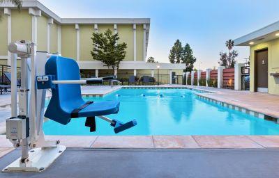 Swimming pool Holiday Inn SAN JOSE - SILICON VALLEY