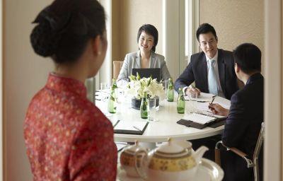 Sala riunioni Pudong Shangri La
