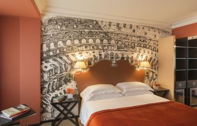 Chambre double (standard) Starhotels Michelangelo Rome (Roma)