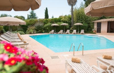 Piscina Best Western Castel Provence