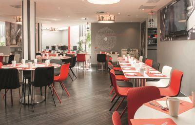 Breakfast room Alliance Hotel Paris Porte de St Ouen