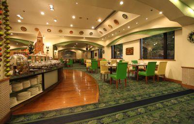 Restaurant Gloria Plaza